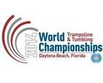 КСЕНИЯ НАУМЕНКО завоевала «бронзу» на первенстве мира в индивидуальных прыжках на батуте (Дайтона-Бич, штат Флорида, США, 16.11.2014)