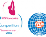 Fig Trampoline Wolrd Cup 2015 September 10 to 12 Ciudad de Valladolid - Spain