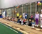 Батутисты спортивных школ Таганрога успешно сдали контрольно-переводные экзамены (29.10.2016)