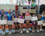 Первенство Ростовской области определило сильнейшие спортивные организации по прыжкам  на батуте 2019 года  (Таганрог, 14-18.02.2019)