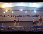 Сборная Ростовской области по прыжкам на батуте (композиция